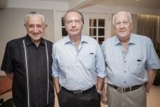 Mauricio Medeiros, Hermano Franck e Carlos (2)