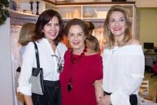 Monique Gentil, Tida Leal e Ana Lúcia Cabral (1)