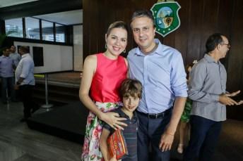 Onelia, Pedro e Camilo Santana (4)