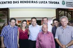 Osmar Baquit, Onelia, Camilo Santana, Edson Sa, Josbertini Clementino, Bruno Gonçalves e Andre Figueiredo (1)