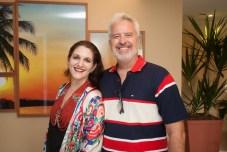 Patricia e Felipe Siaudziomis