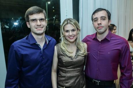 Pedro, Camila, Breno e Rosana Moreira de Sousa (2)