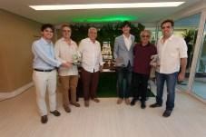 Pedro Fernandes, Jose Carlos Gama, Luiz Henrique Coelho, Thiago Fernandes, Marciano Freitas e Gama Filho