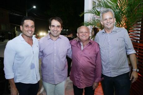 Rafael Sa, Salmito Filho, Edson Sa e Andre Figueiredo (3)