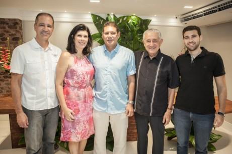 Regis, Rosane, Marcus, Mauricio e Lucas Medeiros (3)