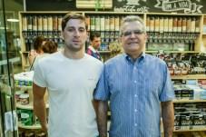 Rodrigo Katar e Raimundo Porto