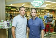 Roger Pouchain e Marcelo Miranda (2)