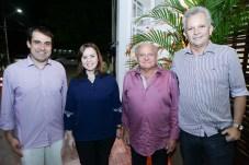 Salmito Filho, Nicolle Barbosa, Edson Sa e Andre Figueiredo (2)