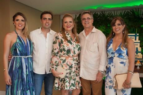 Thais, Gama Filho, Valeria, Jose Carlos e Bia Gama-2
