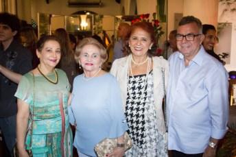 Vânia Aldiguere, Marlene Cabral, Fátima e Juvenal Duarte (1)