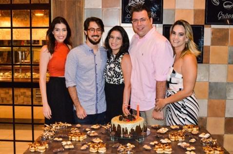 Vanessa canamary, Diego, Nathalia canamary, jack canamary e renata Costa