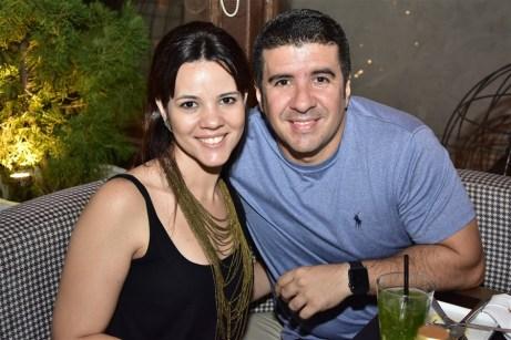 Amanda Cavalcante e Iohari Bezerra