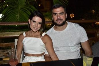 Daiana e Manoel Macedo