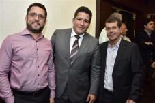 Danilo Bastos, Mozart Gomes e Ronaldo Rodrigues