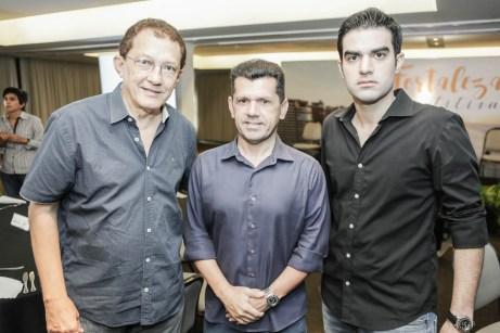 Elpidio Nogueira, Erick Vasconcelos e Rodrigo Nogueira (2)
