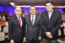 Jerson Fonteles, Roque Albuquerque e Raul Santos
