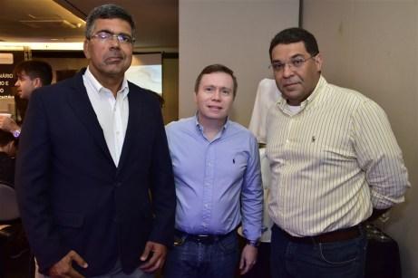 Lauro Chaves, Ricardo Coimbra e Mansueto Almeida