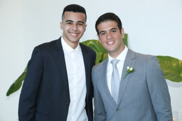 Lucas Almeida e Pedro Rangel