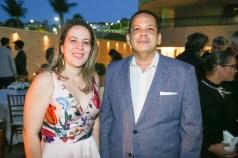 Natália e Marcos Lage