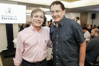 Otacilio Valente e Elpidio Nogueira