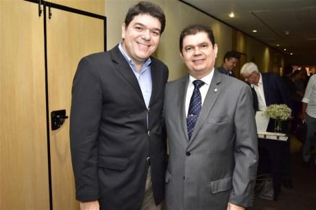Raul Santos e Mauro Benevides Filho
