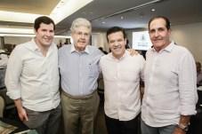 Rodrigo, Lucio Carneiro, Ferrucio Feitosa e Joao Fiuza (3)