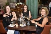 Tania Lamaita, Zilda Gilkareiter e Sonia Braga Silvia