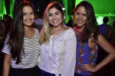 Vitoria Onofre, Raissa Miranda e Bruna Gomes