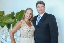 Viviane e Paulino Rocha