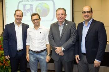 César Ribeiro, Antônio Vidal, Ricardo Cavalcante e Arthur Ferraz (2)