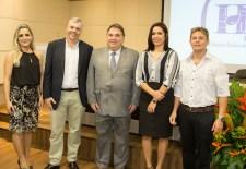 Camila Fragoso, Lucas Ferianci, Carlos Alberto Lancia, Clarissa Aragão e Rômulo Leite (3)