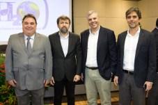 Carlos Alberto Lancia, Élcio Batista, Lucas Ferianci e Rui do Ceará (2)