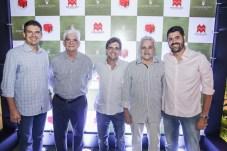Claudio Barreira, Assis Machado, Adalberto Machado, Emanoel Capistrano e Felipe Capistrano (4)