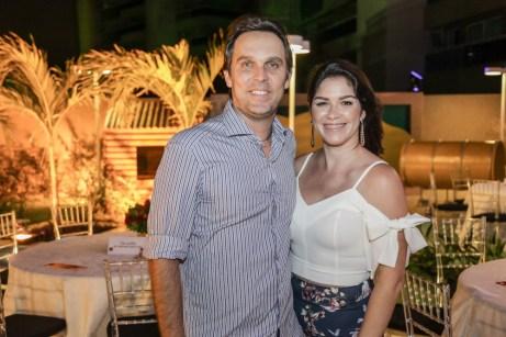 Daniel Arrais e Ilana Arrais (2)