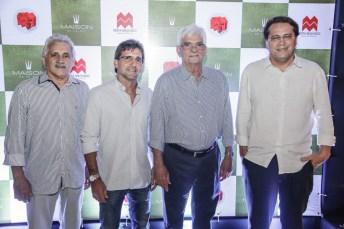 Emanoel Capistrano, Adalberto, Assis Machado e Paulo Fraga (2)