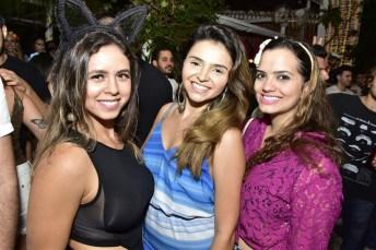 Gabriela Vasconcelos, Ana Cardoso e Maria Helena Pessoa