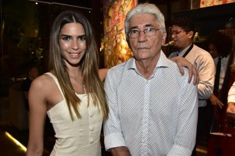 Ingrid Toletino e Abelardo Bonfim