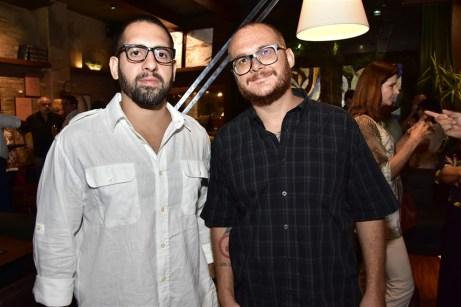 Matheus Fiuza e Rafael Camâra
