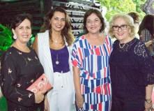 Neuma Figueiredo, Márcia Travessoni, Ana Studart e Socorro França (2)