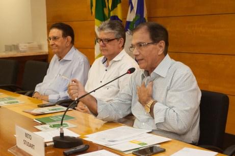 Reunião de Diretoria Plena FIEC-10