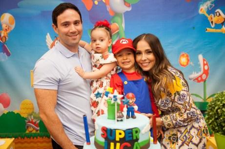 Tiago, Bianca, Luca e Rafaella Asfor-2