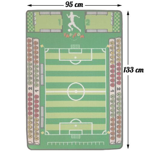 tapis football 95 x 133 cm