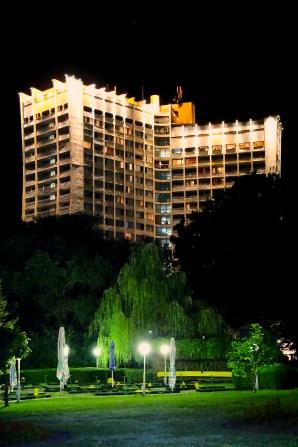 Eines der besten Fotos von einem Hotel in Albena. (Danke Maus!)