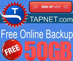 TAPNET Online Backup