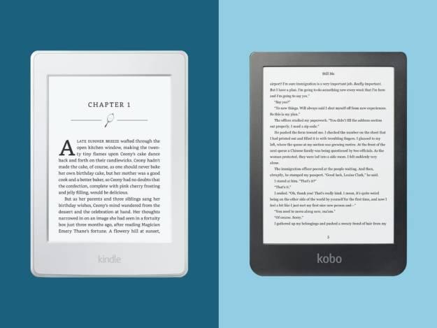 Kindle VS Kobo