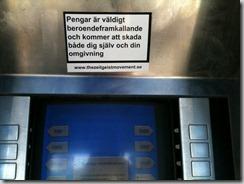Bankomatbesök
