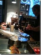 Kaffe hos Christer på Västerlånggatan