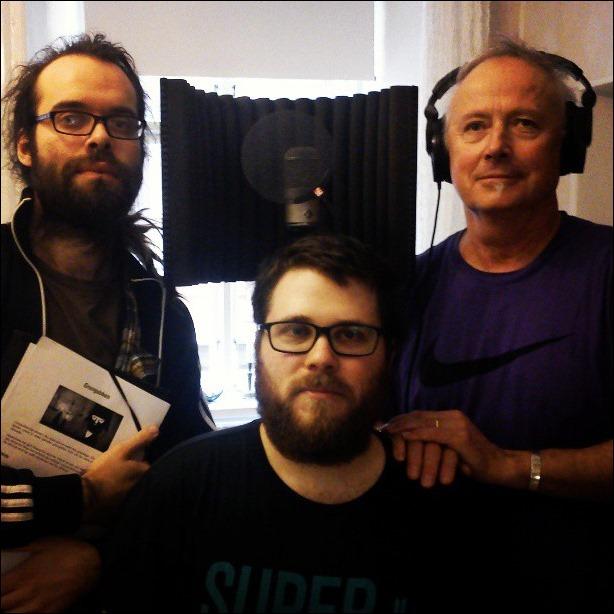 Emil Gustafsson-Ryderup, Oscar Alvarez och jag