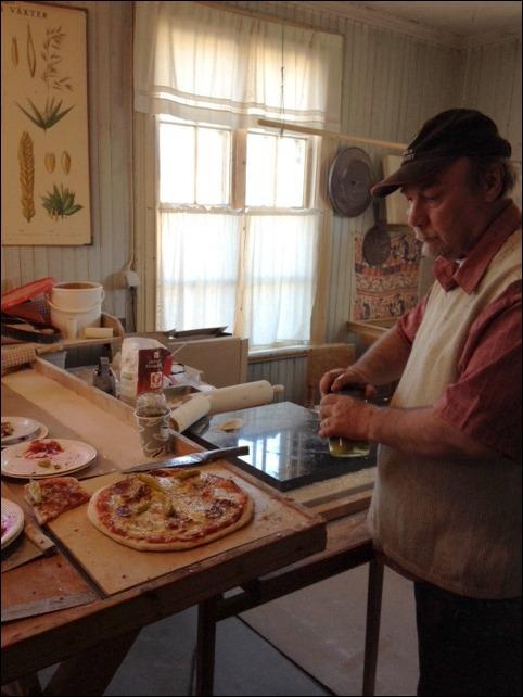 Pizzabak