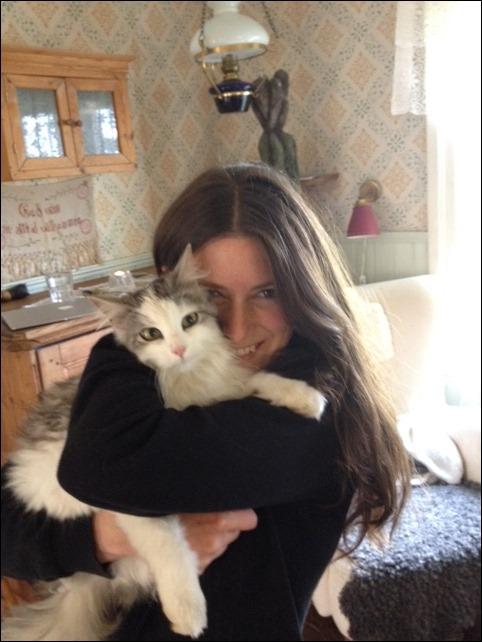 TullaMaja och katten Sira